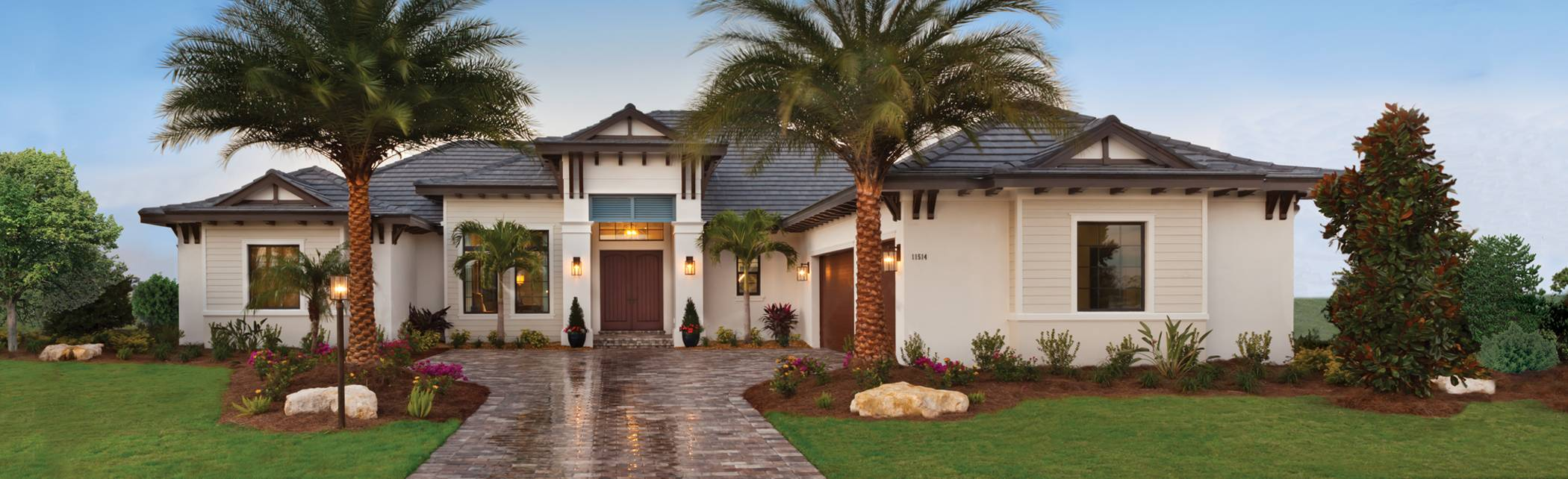 The Islands on the Manatee River New Home Community Parrish Florida