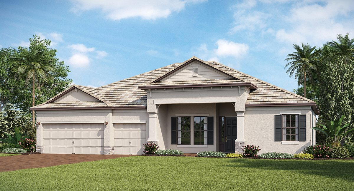 Polo Run New Home Communities Lakewood Ranch Florida