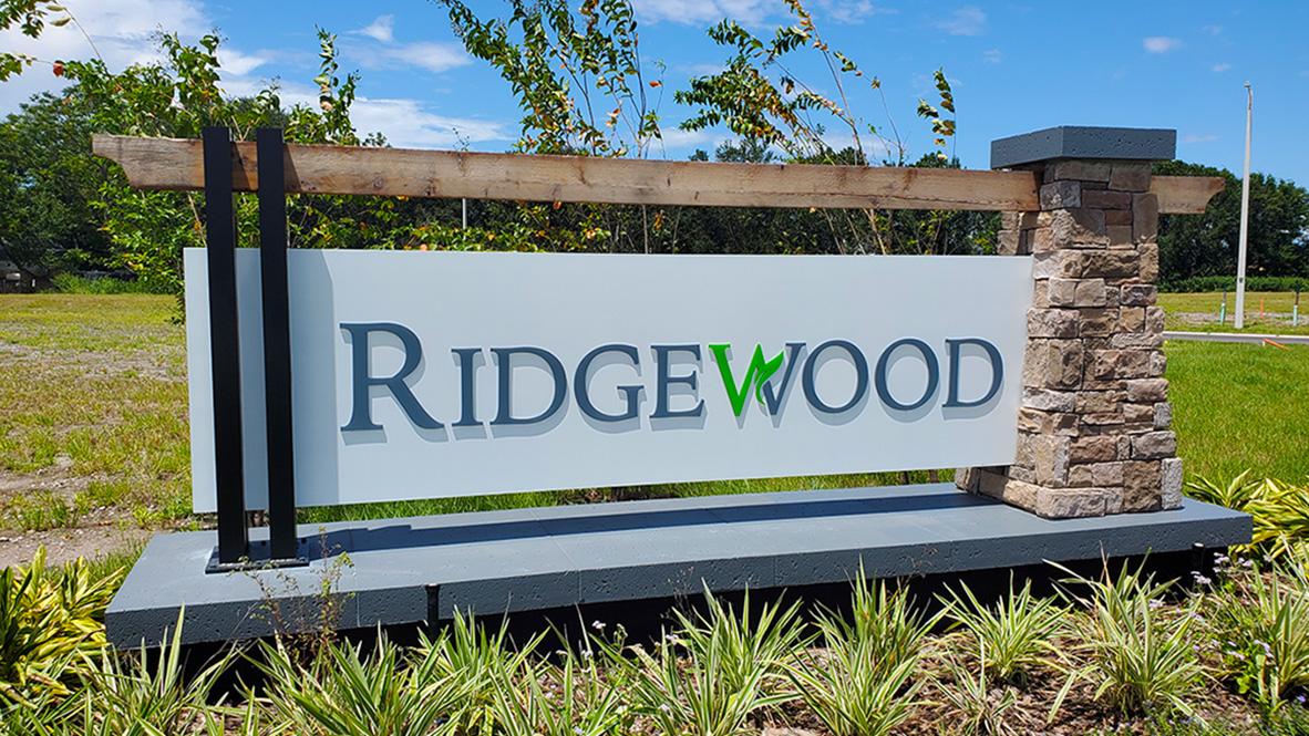 Ridgewood New Home Community Riverview Florida