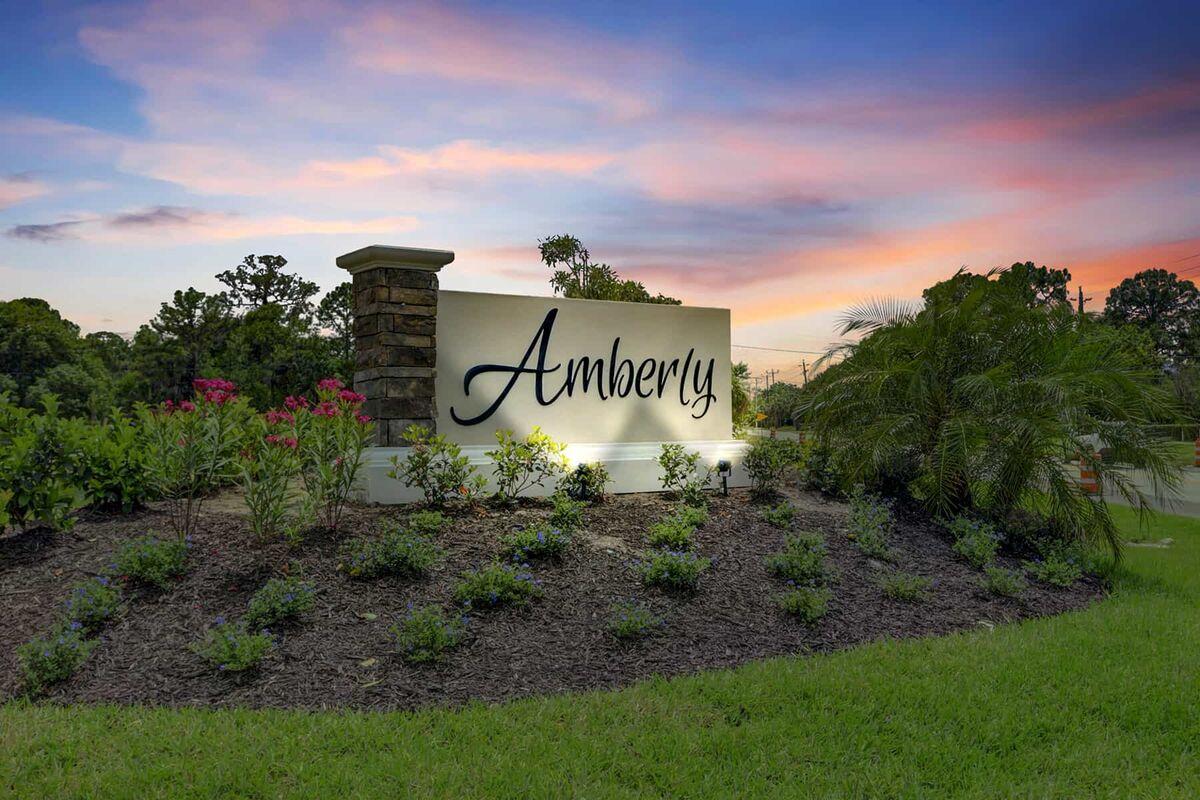 Amberly New Villa Community Bradenton Florida