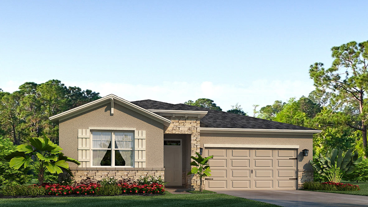 New Home Communities Lakeland Florida