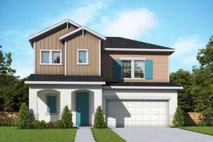 The  Alstonia Model Tour North River Ranch David Weekley Homes Parrish Florida