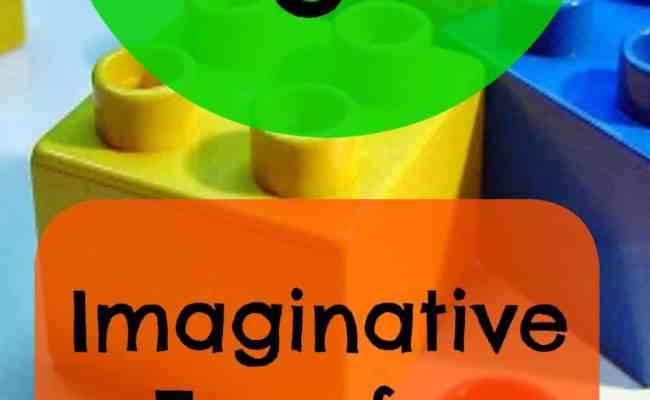 Imaginative Play Toys For Children 2 To 8 Year Olds
