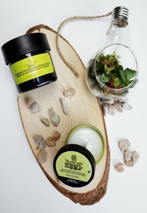 The Body Shop Hemp - Hennepzaden