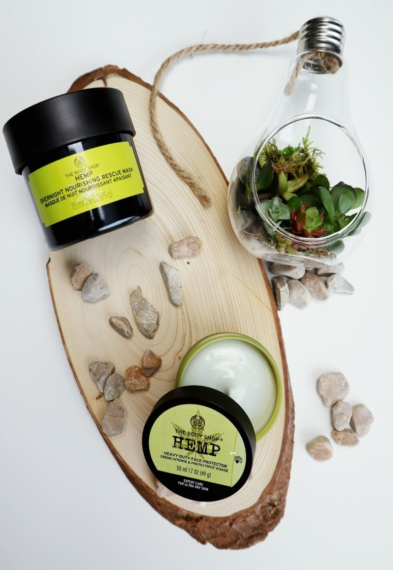 The Body Shop Hemp - Hennepzaden