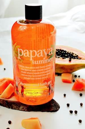 papaya summer