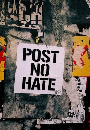 omgaan met haatreacties