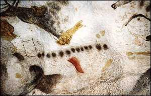 oudste maancyclus grot tekeningen