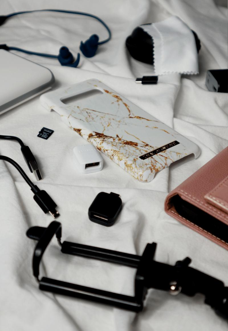 8 X handige accessoires voor mobiele telefoons
