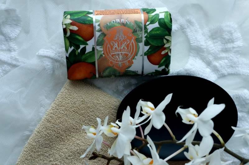 Handgemaakte zeep La Florentina zeep