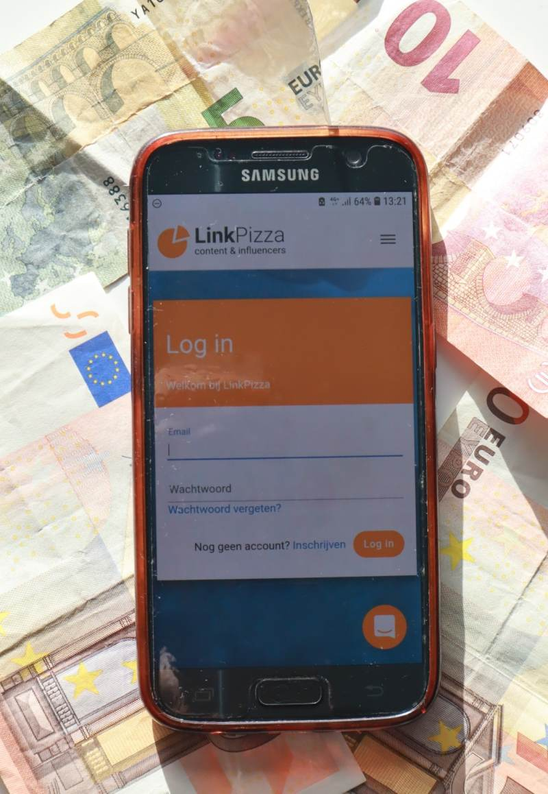Hoe ik geld verdien met LinkPizza