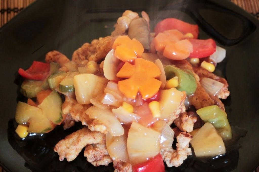 Cuisine Chinoise Tangsuyouk   Kimshii