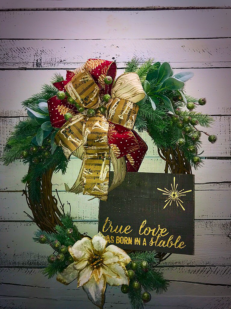 Christmas Wreath Holiday Wreath Christmas Decor Christmas Wreath For Front Door Christmas