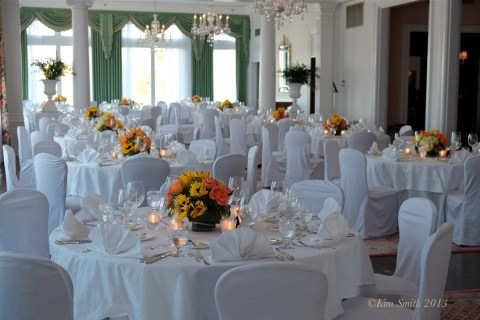 Cincinnati Country Club dining room ©Kim Smith 2013