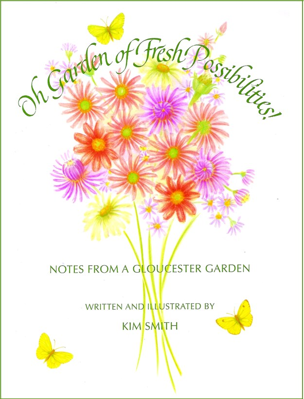 Oh Garden! Front Cover