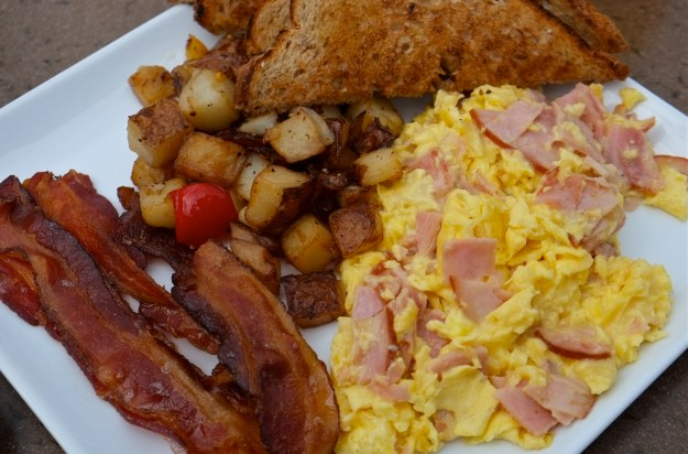 Beauport Hotel Gloucester Dining Review omelete copyright Kim Smith