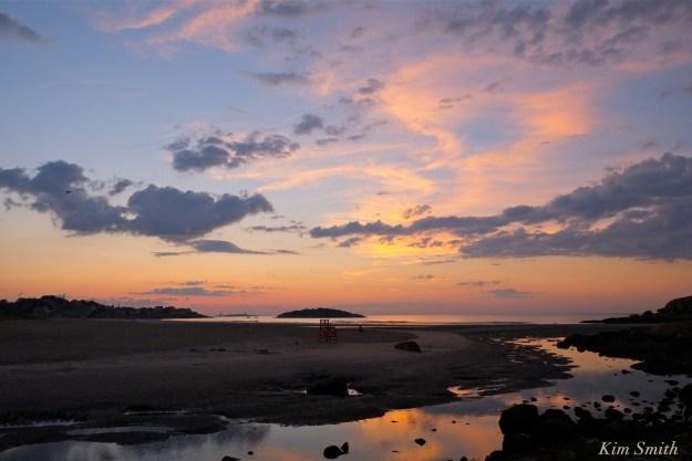 Good Harbor Beach Sunrise July 30, 2016 -0 copyright Kim Smith
