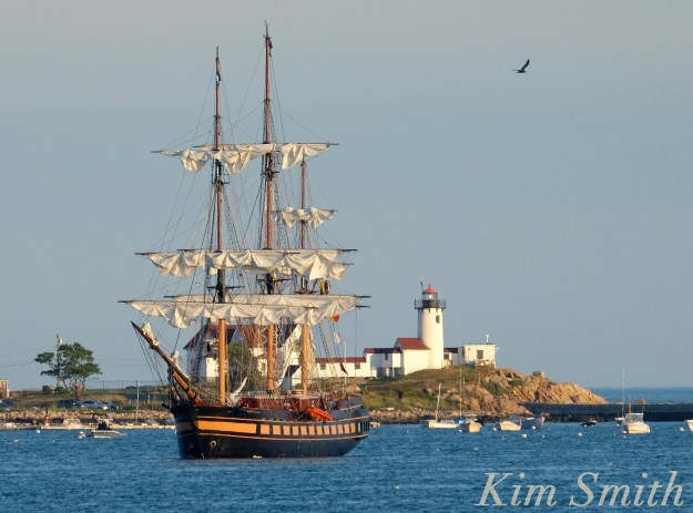OLIVER HAZARD PERRY Eastern Point Lighthouse Gloucester MA copyright Kim Smith