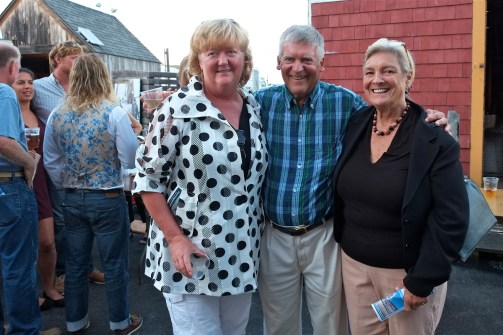 Schooner Festival Mayor Sefatia Rome Theken Reception 2018 copyright Kim Smith - 34