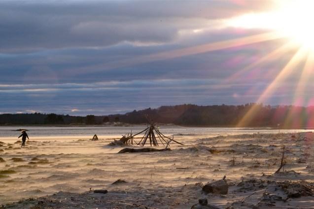 Sandy Point Reservation Liv -2 copyright Kim Smith