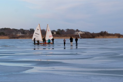 ice sailing niles pond copyright kim smith - 02