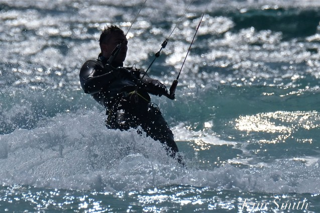 Kitesurfing Good Harbor Beach Gloucester copyright Kim Smith - 17