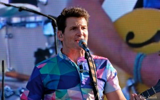 Guster Adam Gardners Riverfest Seaside Music Festival Gloucester copyright Kim Smith Gloucester - 26