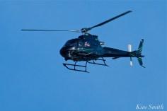 KRaken Fishing Boat Helicopter Filming Gloucester Harbor copyright Kim Smith - 11