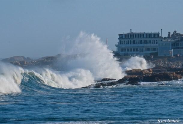 Hurricane Humberto Gloucester Massachusetts Back Shore copyright Kim Smith - 04