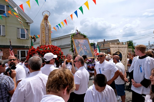 Saint Peter's Fiesta Sunday Procession 2019 copyright Kim Smith - 20