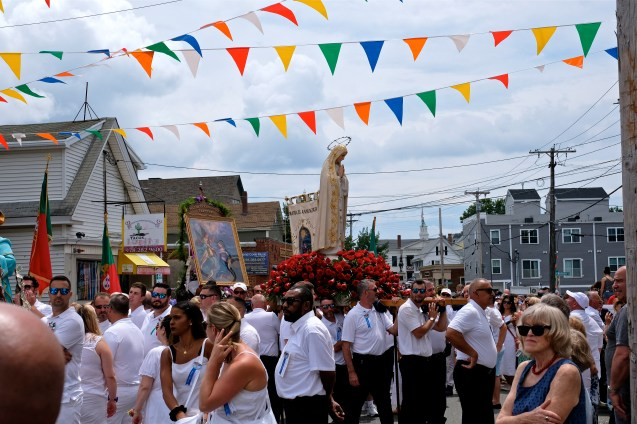 Saint Peter's Fiesta Sunday Procession 2019 copyright Kim Smith - 23