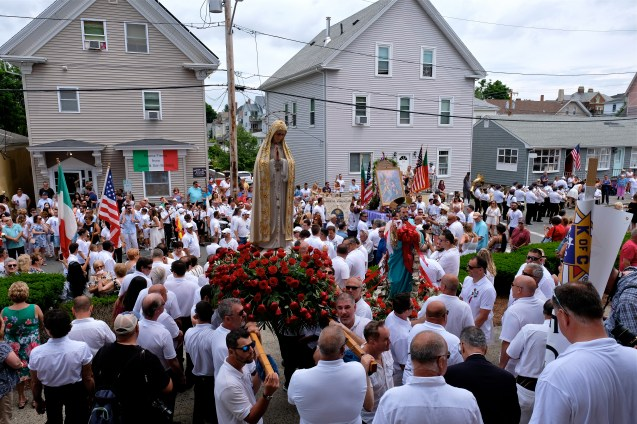 Saint Peter's Fiesta Sunday Procession 2019 copyright Kim Smith - 52