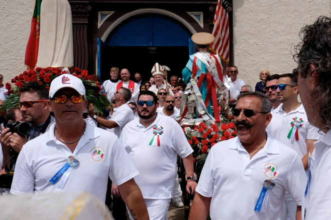 Saint Peter's Fiesta Sunday Procession 2019 copyright Kim Smith - 65