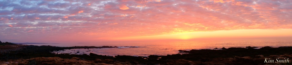 Sunrise Back Shore Gloucester MA October 2 copyright Kim Smith - 4 of 9