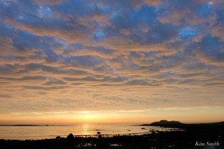 Sunrise Brace Cove Gloucester MA October 2 copyright Kim Smith - 9 of 9