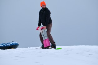 Sledding! copyright Kim Smith - 16 of 35