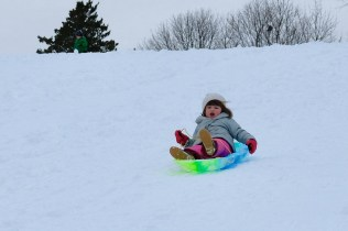 Sledding! copyright Kim Smith - 8 of 35