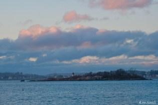 Ten Pound Island Lighthouse After Storm Gloucester Essex County Massachusettts copyright Kim - 26 of 27