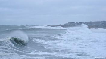 #Gloucesterma Nor'easter February 2 2021 copyright Kim Smith - 12 of 16