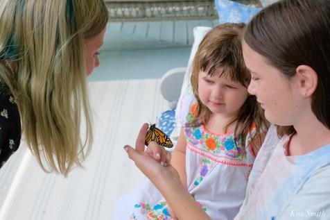 Butterfly girls copyright Kim Smith - 5 of 6
