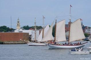 Schooner Parade of Sail Ardelle Fritha Gloucester 2021 copyright kim Smith - 16 of 52