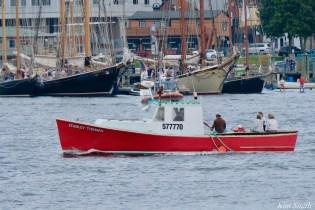 Schooner Parade of Sail Gloucester Staney Thomas 2021 copyright kim Smith - 1 of 52