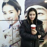 [News] 130226 Foto Berkendara Kim So Eun Menjadi Topik