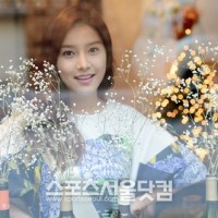 """[Interview] 130329 Kim So Eun """"Jo Seung Woo - Han Sang Jin Bukan Tipeku"""""""