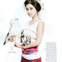 [News] 130331 Kim So Eun, Layaknya Putri Dongeng Menyambut Musim Semi