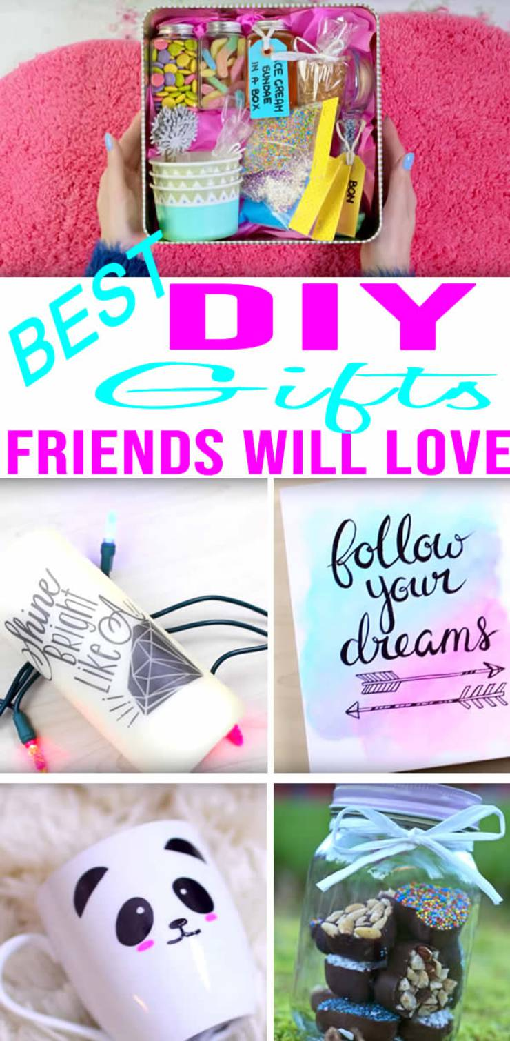 best diy gifts for
