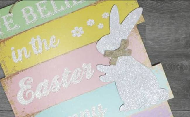 Dollar Store Easter Decorations Easy Diy Crafts How To