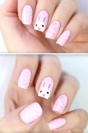 easy easter nails simple spring