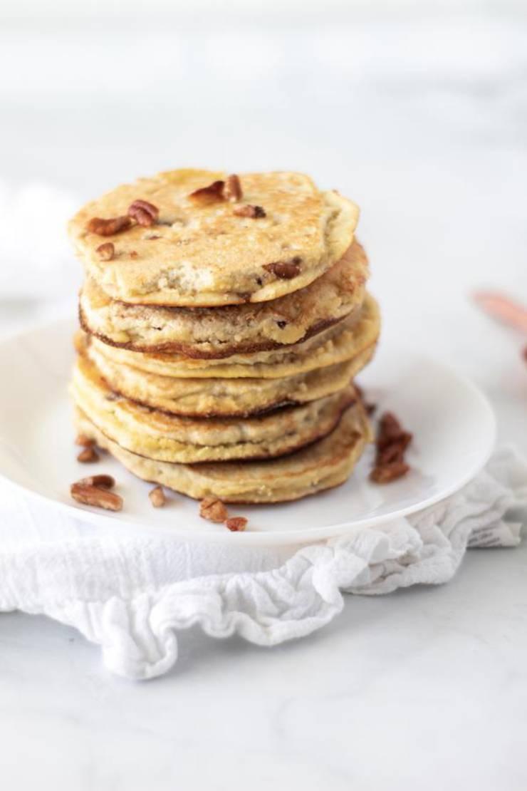 Keto Pecan Pancake
