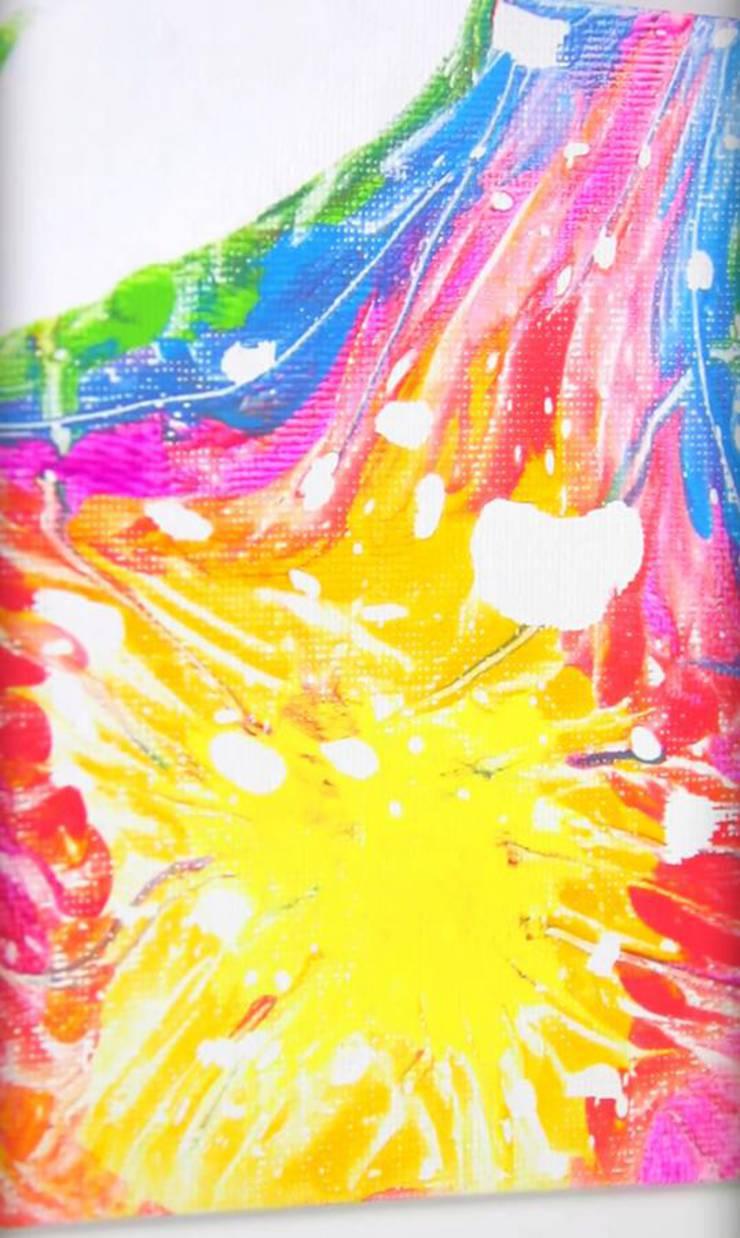 Slime Painting : slime, painting, Slime, Painting, Activities, Crafts, Children, Teens, Tweens